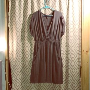 NWOT Delirious — Gray Midi Dress: Size 3X